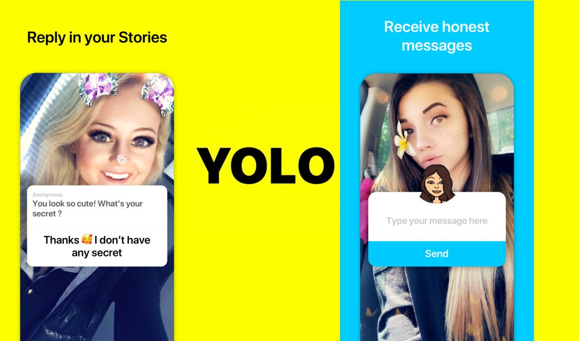 Funny Questions to Ask on Yolo App - Yolo App