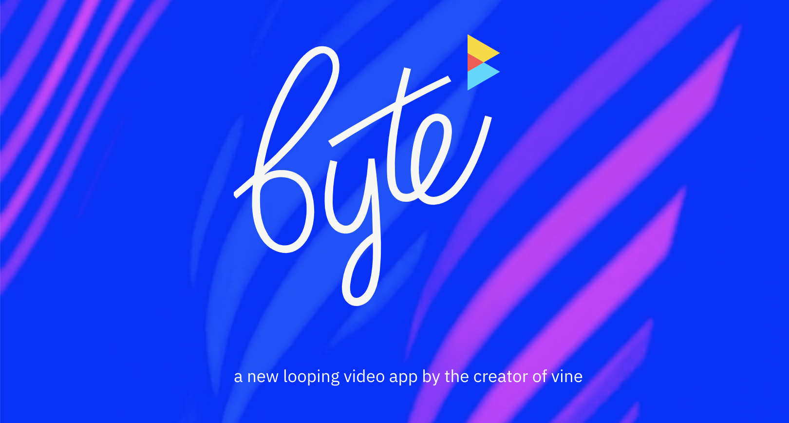 Vine 2 byte app